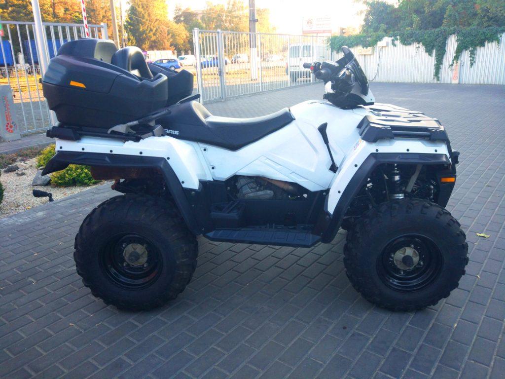 КВАДРОЦИКЛ POLARIS SPORTSMAN TOURING 570 EPS б.у ― Артмото - купить квадроцикл в украине и харькове, мотоцикл, снегоход, скутер, мопед, электромобиль