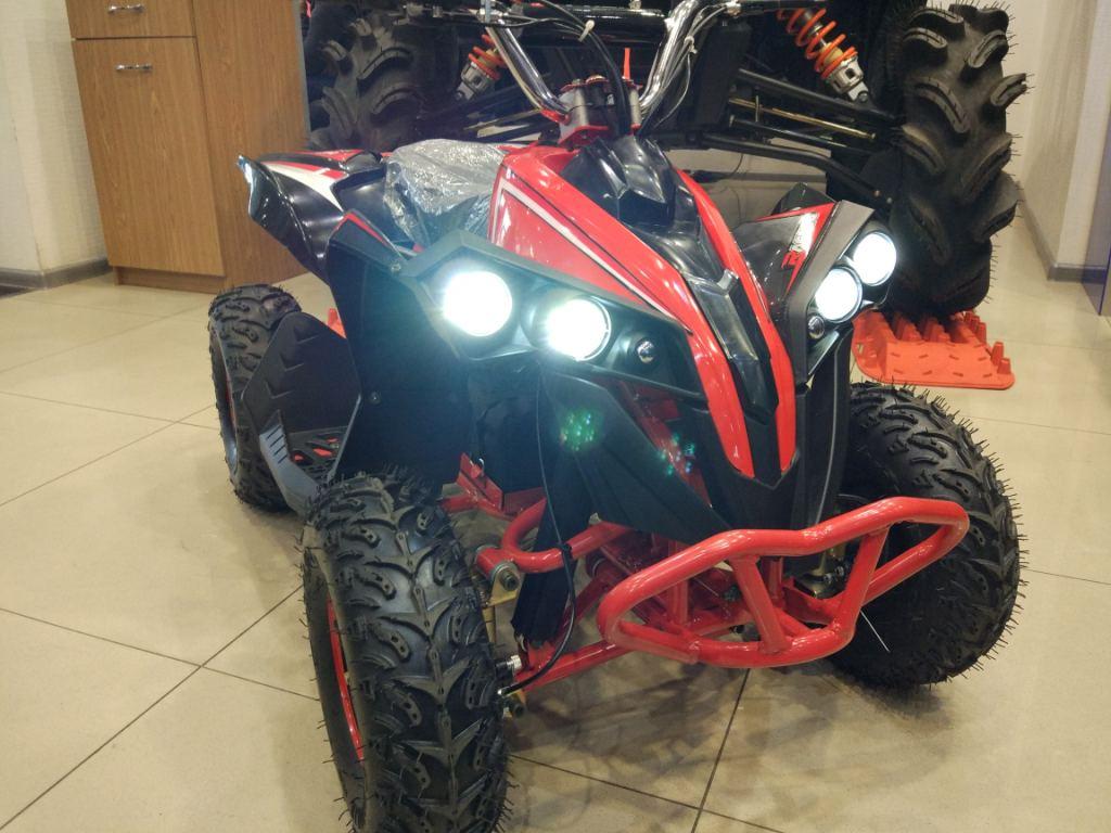ЭЛЕКТРОКВАДРОЦИКЛ SPORT ENERGY RENEGADE 1000W ― Артмото - купить квадроцикл в украине и харькове, мотоцикл, снегоход, скутер, мопед, электромобиль