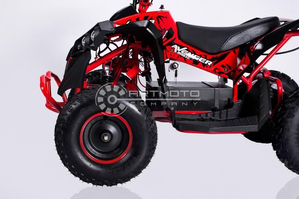 ЭЛЕКТРОКВАДРОЦИКЛ PROFI HB-EATV 1000Q MP3  Артмото - купить квадроцикл в украине и харькове, мотоцикл, снегоход, скутер, мопед, электромобиль