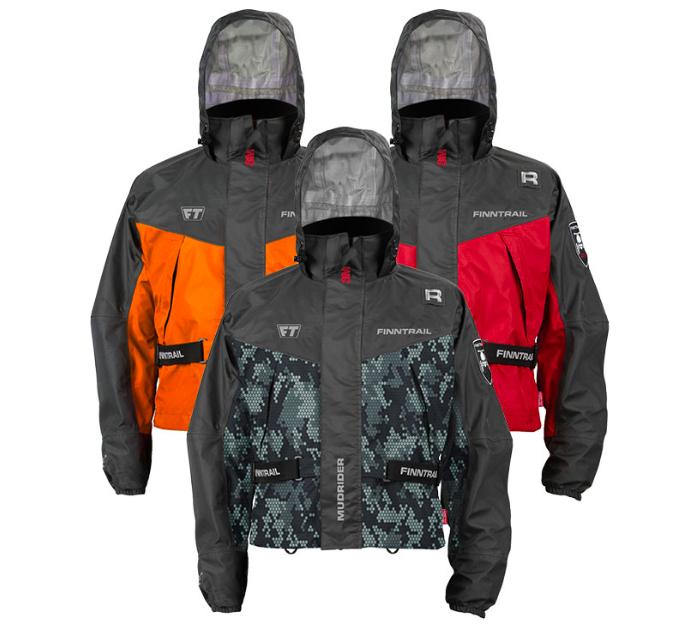 Куртка Finntrail Mudrider 5310  Артмото - купить квадроцикл в украине и харькове, мотоцикл, снегоход, скутер, мопед, электромобиль