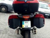 МОТОЦИКЛ BMW K1600GT
