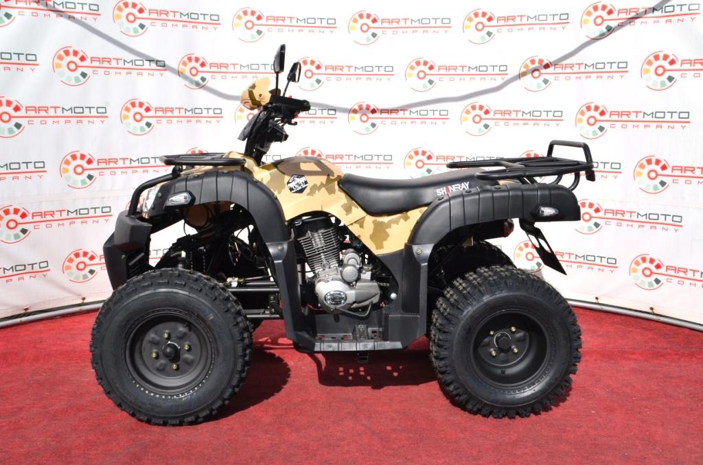 КВАДРОЦИКЛ SHINERAY ROVER 250  Артмото - купить квадроцикл в украине и харькове, мотоцикл, снегоход, скутер, мопед, электромобиль