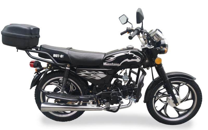 МОТОЦИКЛ MUSSTANG Alfa MT110-2  Артмото - купить квадроцикл в украине и харькове, мотоцикл, снегоход, скутер, мопед, электромобиль