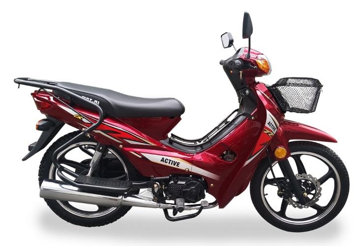 МОТОЦИКЛ MUSSTANG Active MT110-3 ― Артмото - купить квадроцикл в украине и харькове, мотоцикл, снегоход, скутер, мопед, электромобиль