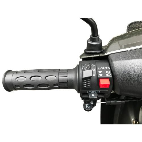 МОТОЦИКЛ MUSSTANG Active MT110-3 2020  Артмото - купить квадроцикл в украине и харькове, мотоцикл, снегоход, скутер, мопед, электромобиль