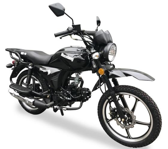 МОПЕД MUSSTANG МТ125 DINGO  Артмото - купить квадроцикл в украине и харькове, мотоцикл, снегоход, скутер, мопед, электромобиль