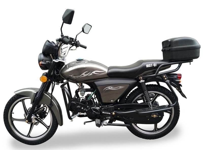 МОТОЦИКЛ MUSSTANG Alfa FIT MT125-8  Артмото - купить квадроцикл в украине и харькове, мотоцикл, снегоход, скутер, мопед, электромобиль