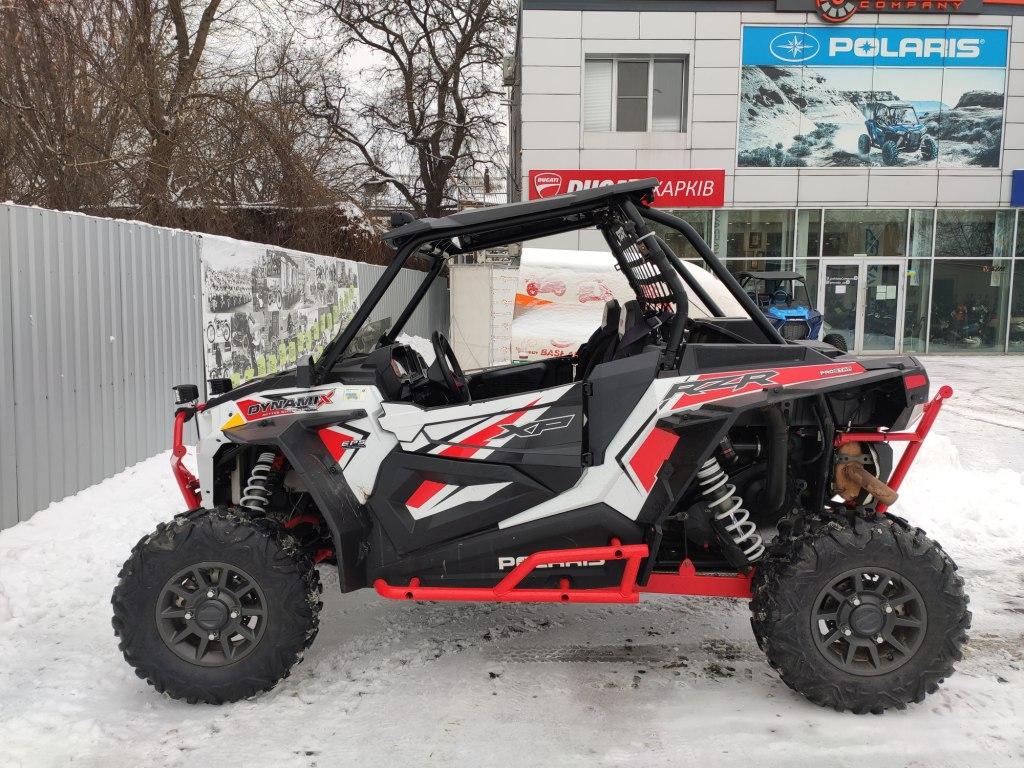 МОТОВЕЗДЕХОД POLARIS RZR XP 1000 Dynamix 2019 б.у  Артмото - купить квадроцикл в украине и харькове, мотоцикл, снегоход, скутер, мопед, электромобиль