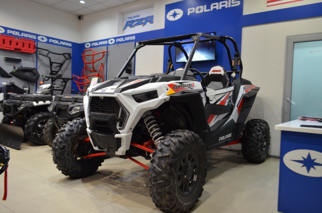 МОТОВЕЗДЕХОД POLARIS RZR XP 1000 Dynamix 2019  Артмото - купить квадроцикл в украине и харькове, мотоцикл, снегоход, скутер, мопед, электромобиль