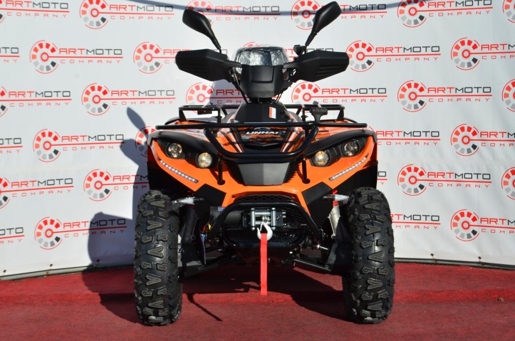 КВАДРОЦИКЛ LINHAI LH500ATV-D ― Артмото - купить квадроцикл в украине и харькове, мотоцикл, снегоход, скутер, мопед, электромобиль