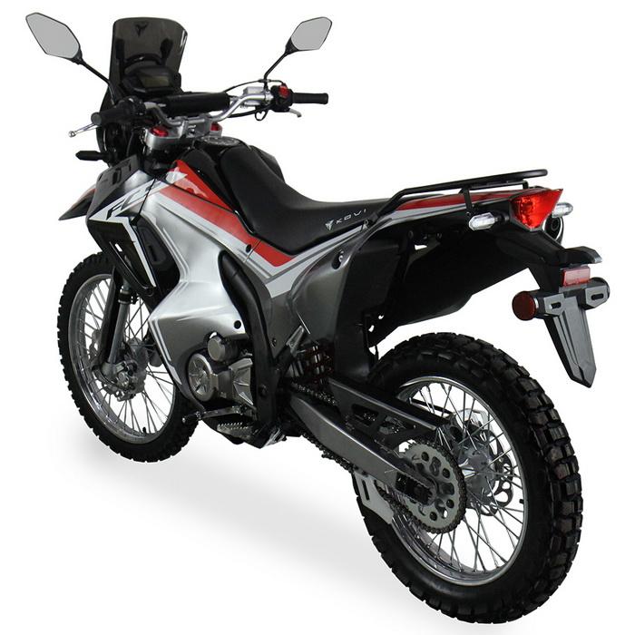МОТОЦИКЛ KOVI FCS 250 grey ― Артмото - купить квадроцикл в украине и харькове, мотоцикл, снегоход, скутер, мопед, электромобиль
