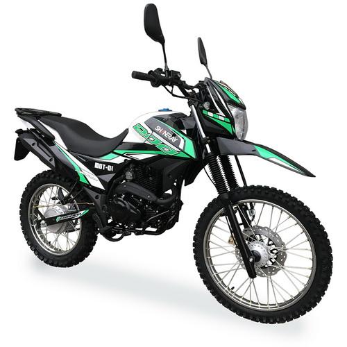 МОТОЦИКЛ SHINERAY XY200GY-6C ― Артмото - купить квадроцикл в украине и харькове, мотоцикл, снегоход, скутер, мопед, электромобиль