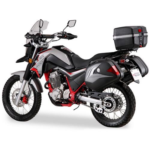 МОТОЦИКЛ SHINERAY ELCROSSO 400  Артмото - купить квадроцикл в украине и харькове, мотоцикл, снегоход, скутер, мопед, электромобиль