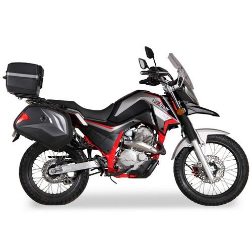 МОТОЦИКЛ SHINERAY ELCROSSO 400 ― Артмото - купить квадроцикл в украине и харькове, мотоцикл, снегоход, скутер, мопед, электромобиль