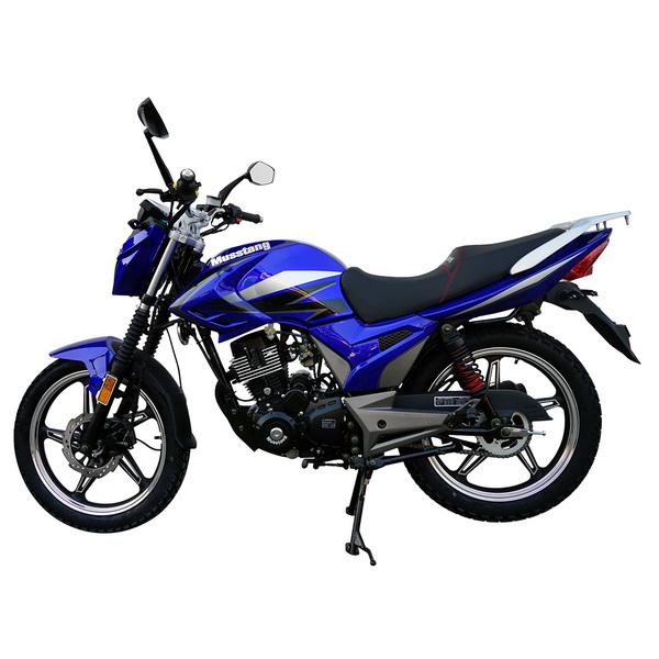 МОТОЦИКЛ MUSSTANG REGION MT200 blue ― Артмото - купить квадроцикл в украине и харькове, мотоцикл, снегоход, скутер, мопед, электромобиль