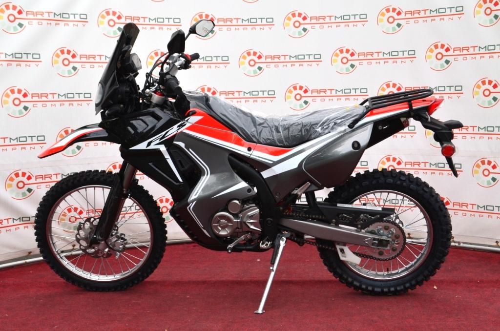МОТОЦИКЛ KOVI FCS 250 grey  Артмото - купить квадроцикл в украине и харькове, мотоцикл, снегоход, скутер, мопед, электромобиль