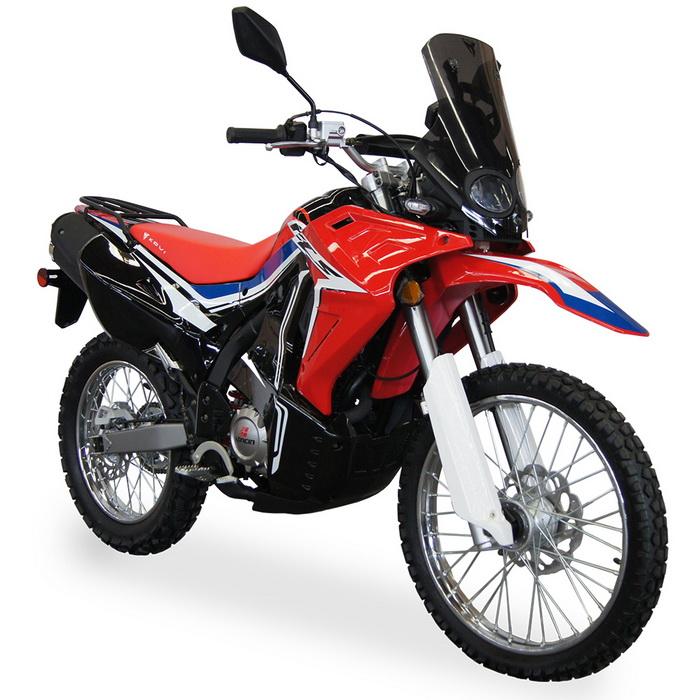 МОТОЦИКЛ KOVI FCS 250 red  Артмото - купить квадроцикл в украине и харькове, мотоцикл, снегоход, скутер, мопед, электромобиль