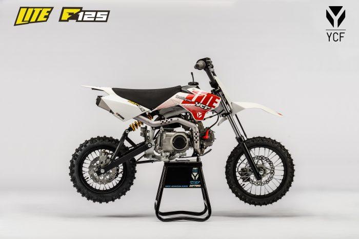 ПИТБАЙК YCF LITE F 125 2021  Артмото - купить квадроцикл в украине и харькове, мотоцикл, снегоход, скутер, мопед, электромобиль