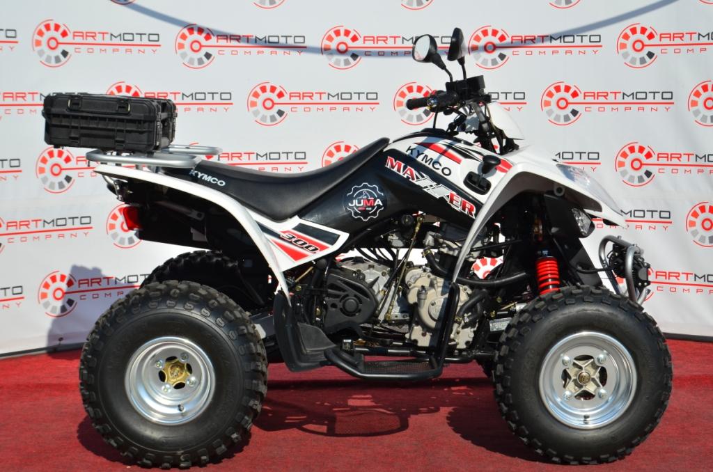 КВАДРОЦИКЛ KYMCO MAXXER 300 б.у  Артмото - купить квадроцикл в украине и харькове, мотоцикл, снегоход, скутер, мопед, электромобиль