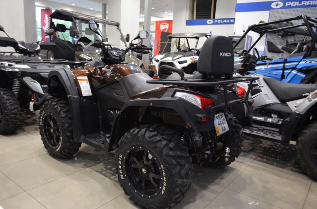 КВАДРОЦИКЛ KYMCO MXU 700 EXI ― Артмото - купить квадроцикл в украине и харькове, мотоцикл, снегоход, скутер, мопед, электромобиль