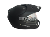 Мотошлем Nenki MX-310 Matte Black
