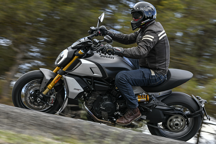 МОТОЦИКЛ DUCATI DIAVEL 1260 S  Артмото - купить квадроцикл в украине и харькове, мотоцикл, снегоход, скутер, мопед, электромобиль