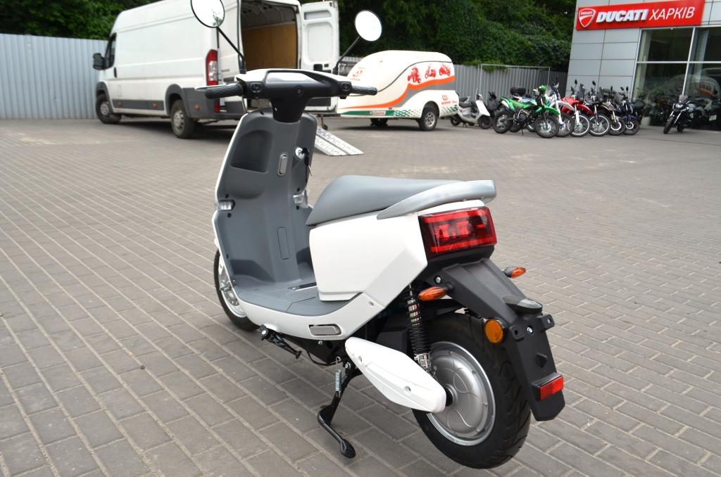 ЭЛЕКТРОСКУТЕР YADEA C-LINE ( AGM ) Легкое б/у ― Артмото - купить квадроцикл в украине и харькове, мотоцикл, снегоход, скутер, мопед, электромобиль