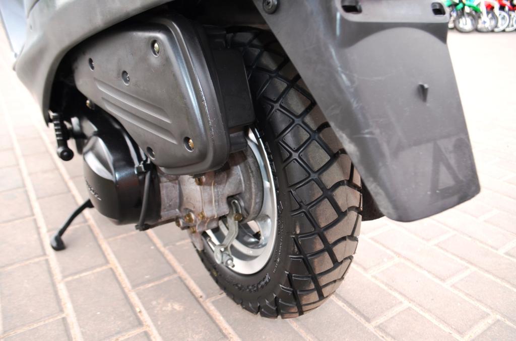 СКУТЕР HONDA LEAD 100 Черный ― Артмото - купить квадроцикл в украине и харькове, мотоцикл, снегоход, скутер, мопед, электромобиль