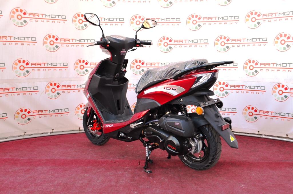 СКУТЕР FADA JOG  125  Артмото - купить квадроцикл в украине и харькове, мотоцикл, снегоход, скутер, мопед, электромобиль