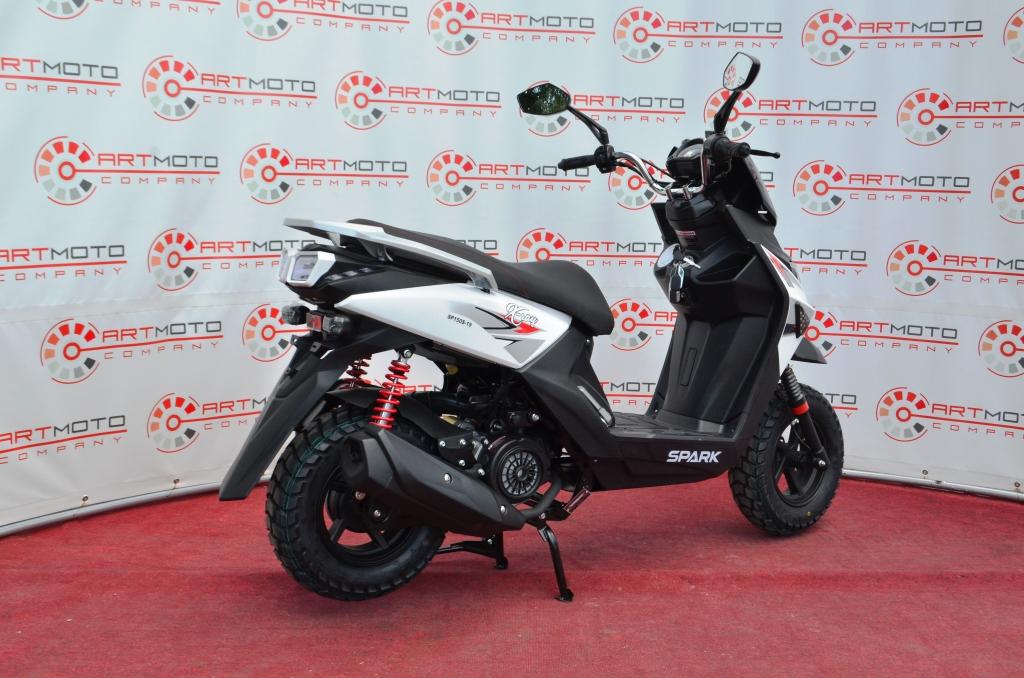 СКУТЕР SPARK SP150S-19 ― Артмото - купить квадроцикл в украине и харькове, мотоцикл, снегоход, скутер, мопед, электромобиль
