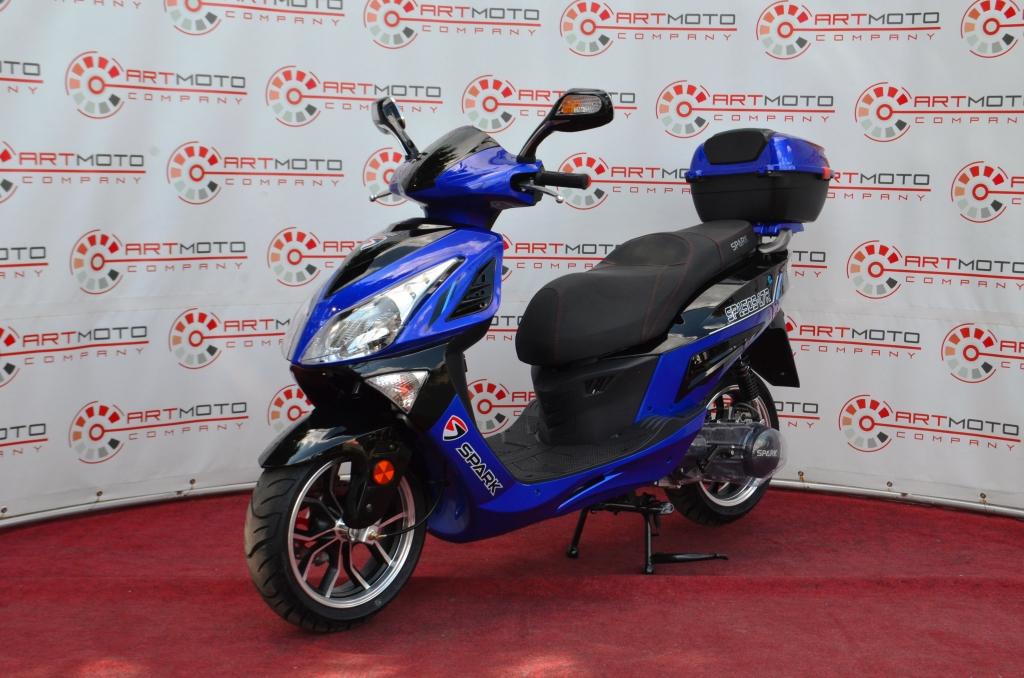 СКУТЕР SPARK SP150S-17R  (Storm 150)  Артмото - купить квадроцикл в украине и харькове, мотоцикл, снегоход, скутер, мопед, электромобиль