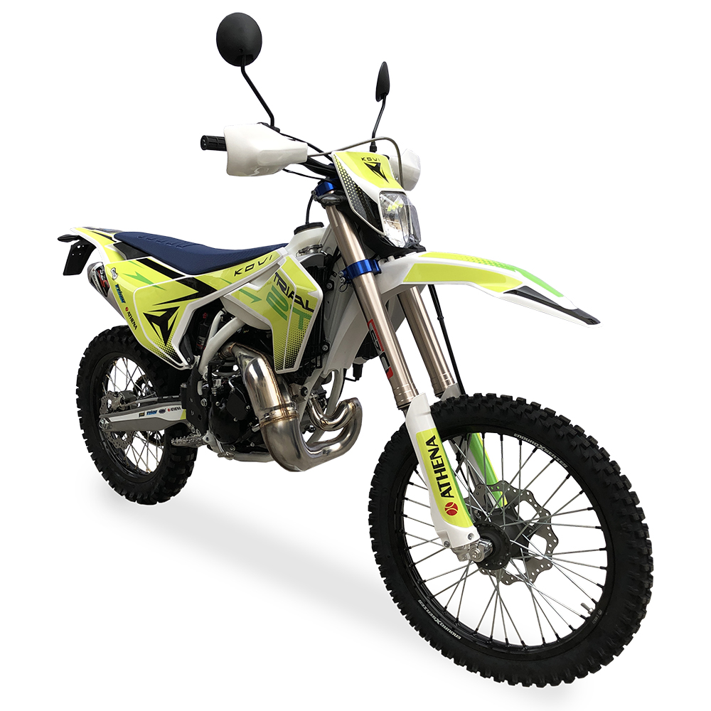 МОТОЦИКЛ KOVI 250 TRIAL 2T HUS  Артмото - купить квадроцикл в украине и харькове, мотоцикл, снегоход, скутер, мопед, электромобиль