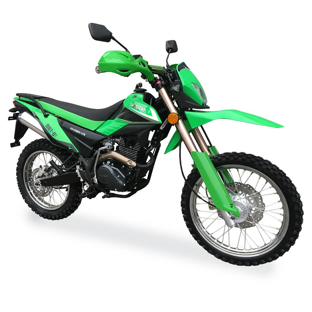 МОТОЦИКЛ SHINERAY XY150GY-11B LIGHT CROSS 2019  Артмото - купить квадроцикл в украине и харькове, мотоцикл, снегоход, скутер, мопед, электромобиль