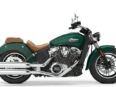 МОТОЦИКЛ INDIAN SCOUT Metallic Jade