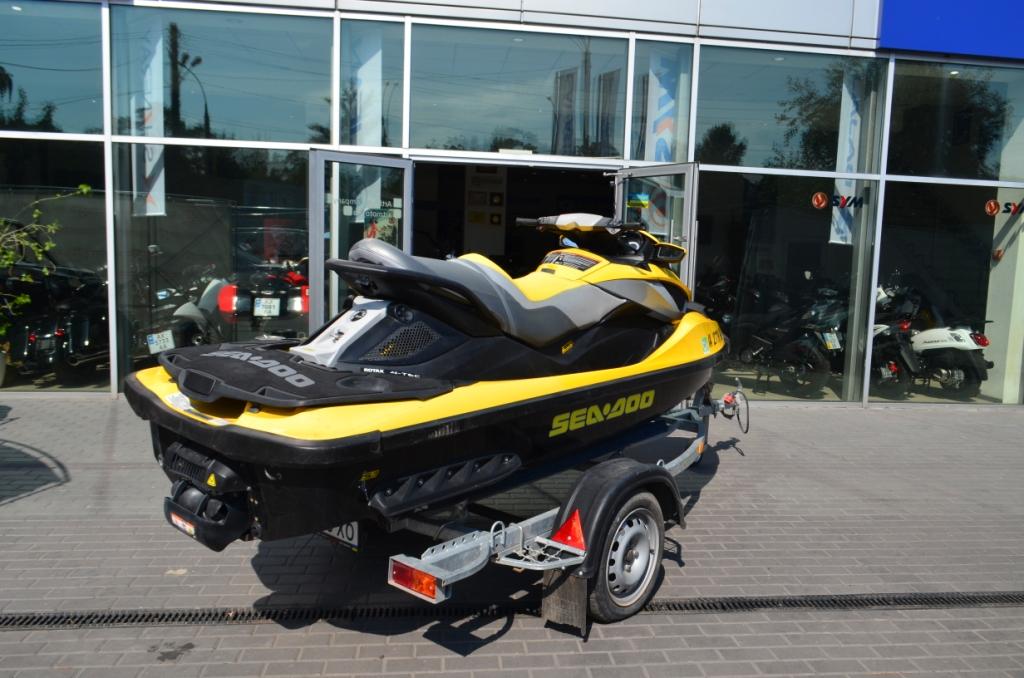 ГИДРОЦИКЛ BRP Sea-Doo RXT 255 iS  Артмото - купить квадроцикл в украине и харькове, мотоцикл, снегоход, скутер, мопед, электромобиль