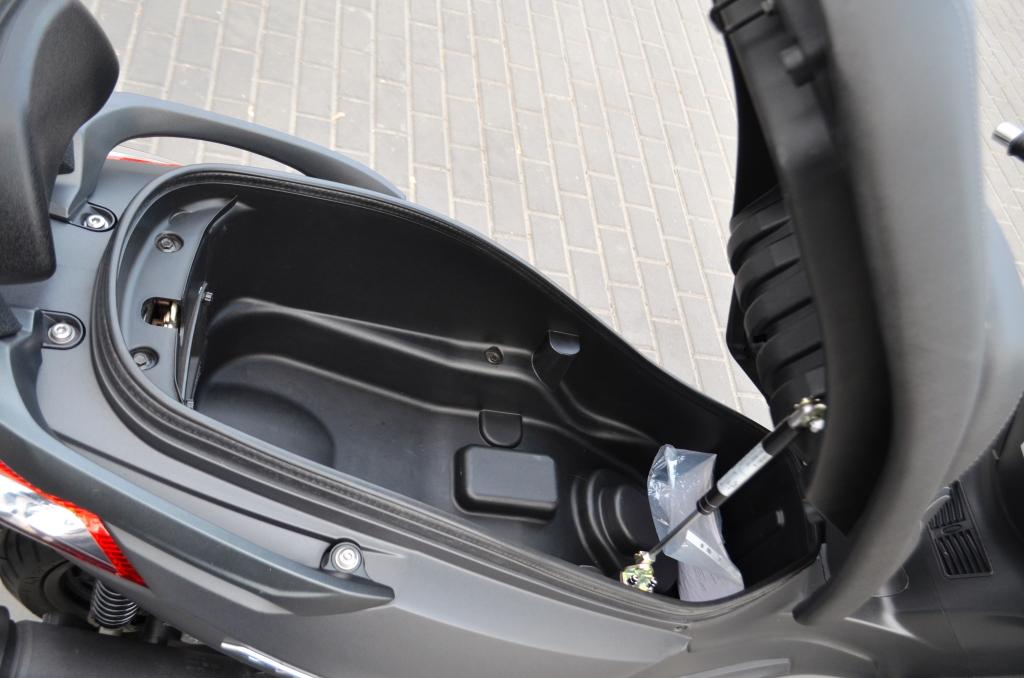 МАКСИ-СКУТЕР SYM GTS 300i ABS+START/STOP  Артмото - купить квадроцикл в украине и харькове, мотоцикл, снегоход, скутер, мопед, электромобиль