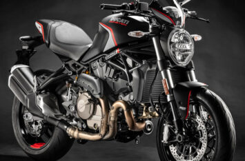 МОТОЦИКЛ DUCATI MONSTER 821 Stealth