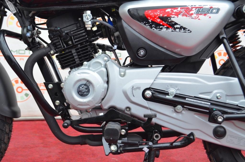 МОТОЦИКЛ BAJAJ BOXER X150D Disk UG (5 передач)  Артмото - купить квадроцикл в украине и харькове, мотоцикл, снегоход, скутер, мопед, электромобиль
