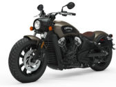 МОТОЦИКЛ INDIAN SCOUT Bobber Bronze Smoke
