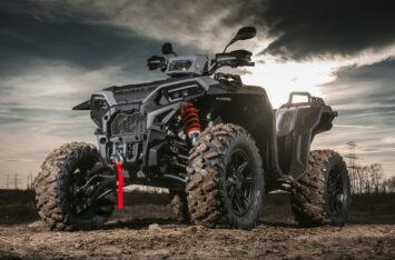 КВАДРОЦИКЛ POLARIS SPORTSMAN XP 1000 S