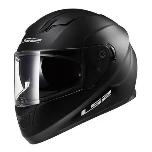 Шлем LS2 FF320 Stream Solid Black Mat  Артмото - купить квадроцикл в украине и харькове, мотоцикл, снегоход, скутер, мопед, электромобиль