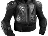Детская мотозащита тела FOX Youth Titan Sport Jacket [Black]