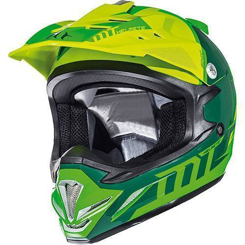 Детский Шлем MT Synchrony MX-2 Spec Kid Green/Yellow  Артмото - купить квадроцикл в украине и харькове, мотоцикл, снегоход, скутер, мопед, электромобиль
