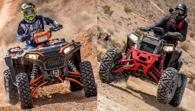 Polaris Sportsman XP 1000 S и Scrambler XP 1000 S 2020 – новая эра в мире квадроциклов