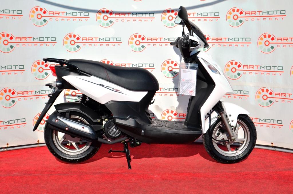 СКУТЕР SYM ORBIT II 150  Артмото - купить квадроцикл в украине и харькове, мотоцикл, снегоход, скутер, мопед, электромобиль