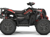 КВАДРОЦИКЛ POLARIS SCRAMBLER XP 1000 S