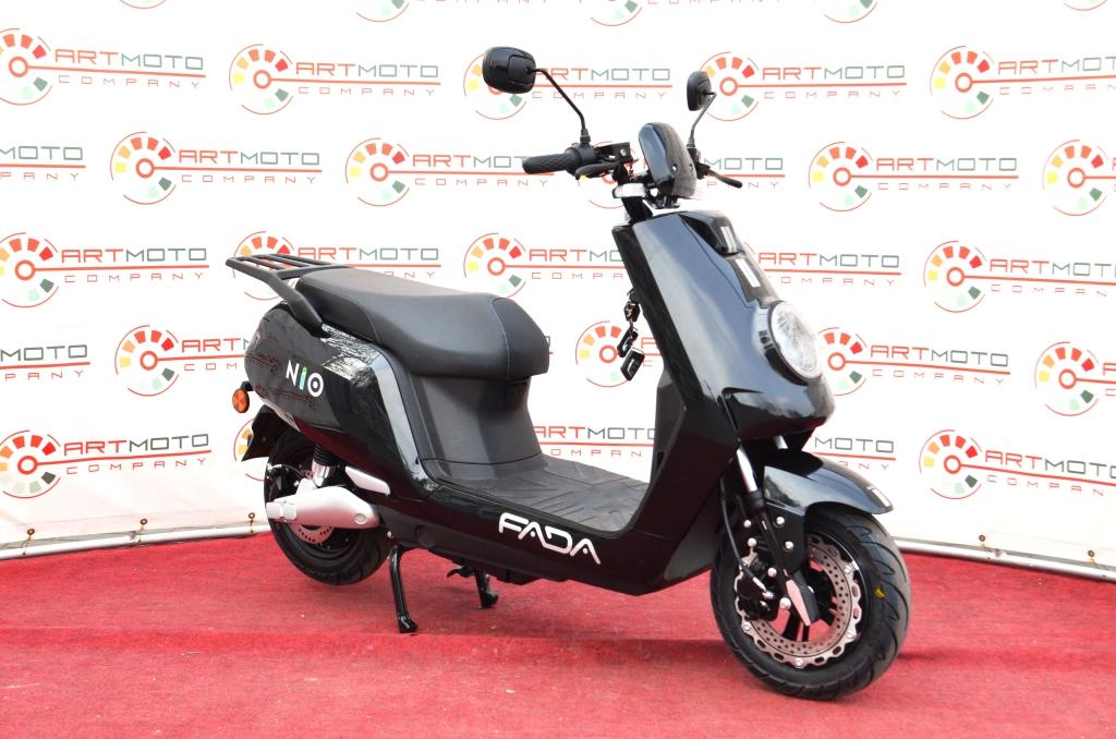 ЭЛЕКТРОСКУТЕР FADA NIO  Артмото - купить квадроцикл в украине и харькове, мотоцикл, снегоход, скутер, мопед, электромобиль