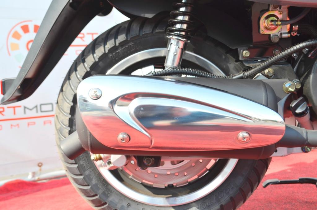 СКУТЕР FORTE CRUISE 150  Артмото - купить квадроцикл в украине и харькове, мотоцикл, снегоход, скутер, мопед, электромобиль