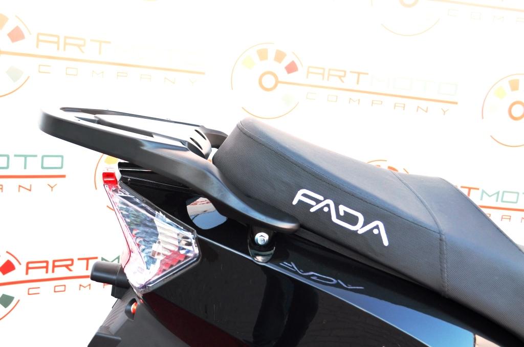 ЭЛЕКТРОСКУТЕР FADA UNLI  Артмото - купить квадроцикл в украине и харькове, мотоцикл, снегоход, скутер, мопед, электромобиль