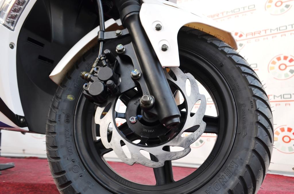 СКУТЕР FORTE FANTASY  Артмото - купить квадроцикл в украине и харькове, мотоцикл, снегоход, скутер, мопед, электромобиль